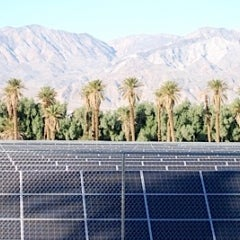 National Parks Turn to the Sun for Power Needs