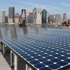 Big Apple Anticipates Solar Explosion for 2013