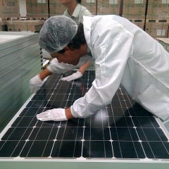 As Solar Panel Quality Trumps Price, Will China be Forced to Fold?
