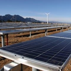Solar, Wind Could Compete With Natural Gas in US West by 2025, NREL Finds