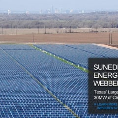 Solar Could Lower Utility Electric Rates in Austin
