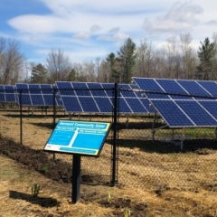 Rutland, VT Customers Buy Into Community Solar Garden With No Up-Front Costs