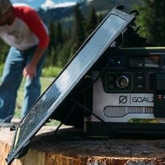 NRG Takes Solar Personally With Purchase of Goal Zero