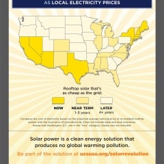 Scientists Anticipate Solar as Cheap as Utility Electric in Most States by 2017