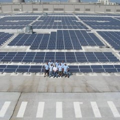 IRS Allows Community-Solar Customers to use the ITC