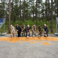Marine Corps to get 31 MW Solar Panel Array Through Georgia Power Partnership