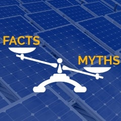 New data exposes myths about the cost of installing solar panels