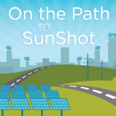 At Halfway Mark SunShot Initiative is 70% toward Goal of $1 a Watt Solar Power