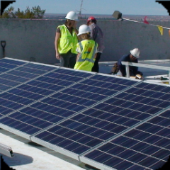 Sharp, Affordable Solar Team to Bring Solar Plus Storage to Food Bank in New Mexico