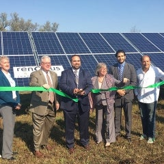 New York's First Community Solar Project Completed