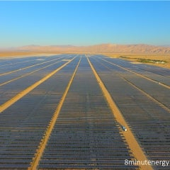 155 MW Springbok 2 Solar Farm now Powering LA Lower Costs Than Fossil Fuel