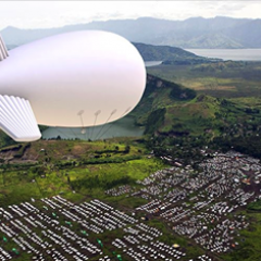 Peace + Freedom Services Buys 2 Solar Ship Aerostats to Connect Africa