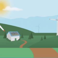 Salesforce Powers a Net-Zero Emissions Cloud With Wind, Energy Efficiency