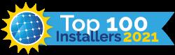 Top 100 solar installers 2021