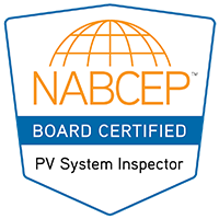 NABCEP PV System Inspector