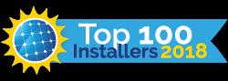 top 100 solar installers 2018