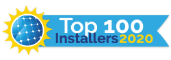 SolarReviews.com top 100 solar installers of 2020