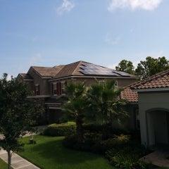 Final Photovoltaic Installation