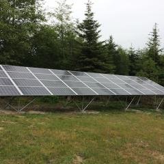 12 kW Itek System in Oak Harbor