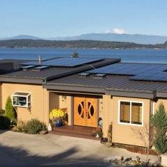 9.975 kW System in Oak Harbor