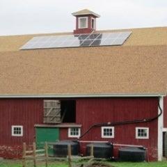 Jenne Farms solar installation