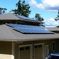 7.685kW SolarWorld System