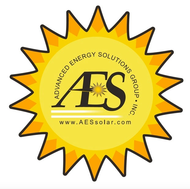 AES Solar (Advanced Energy Solutions) logo