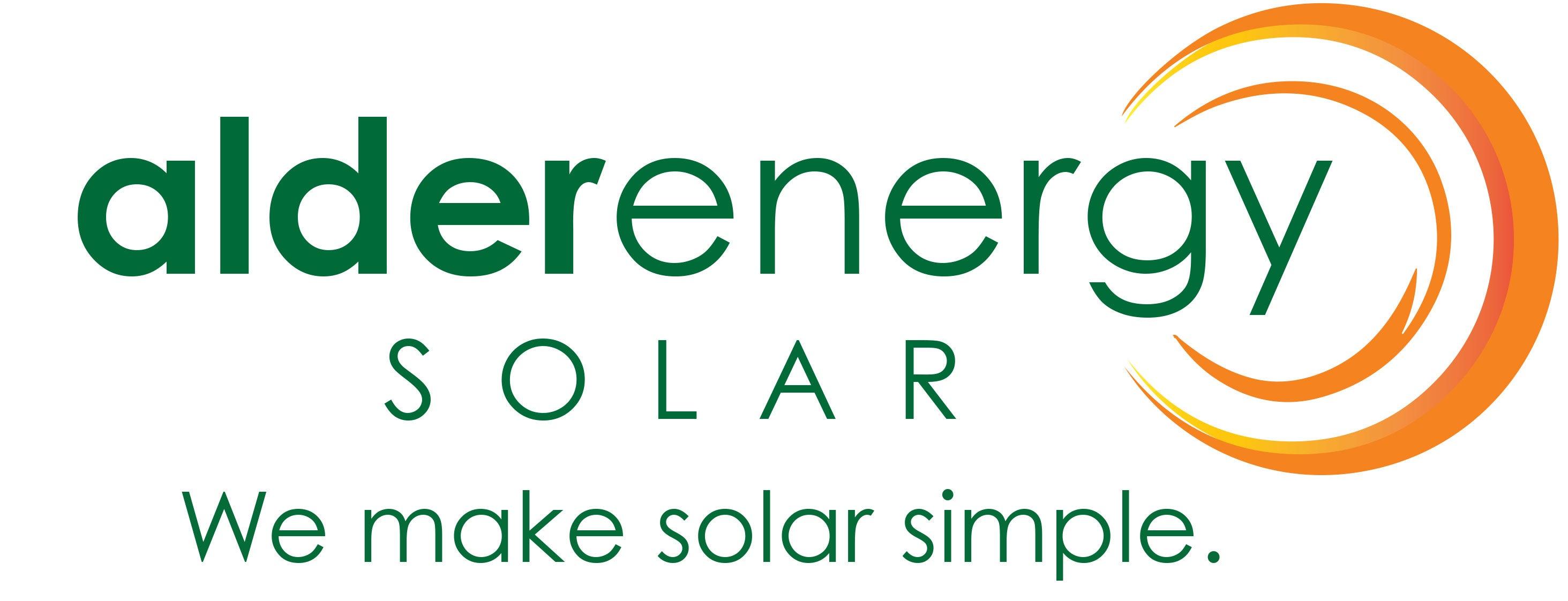 Alder Energy Systems logo