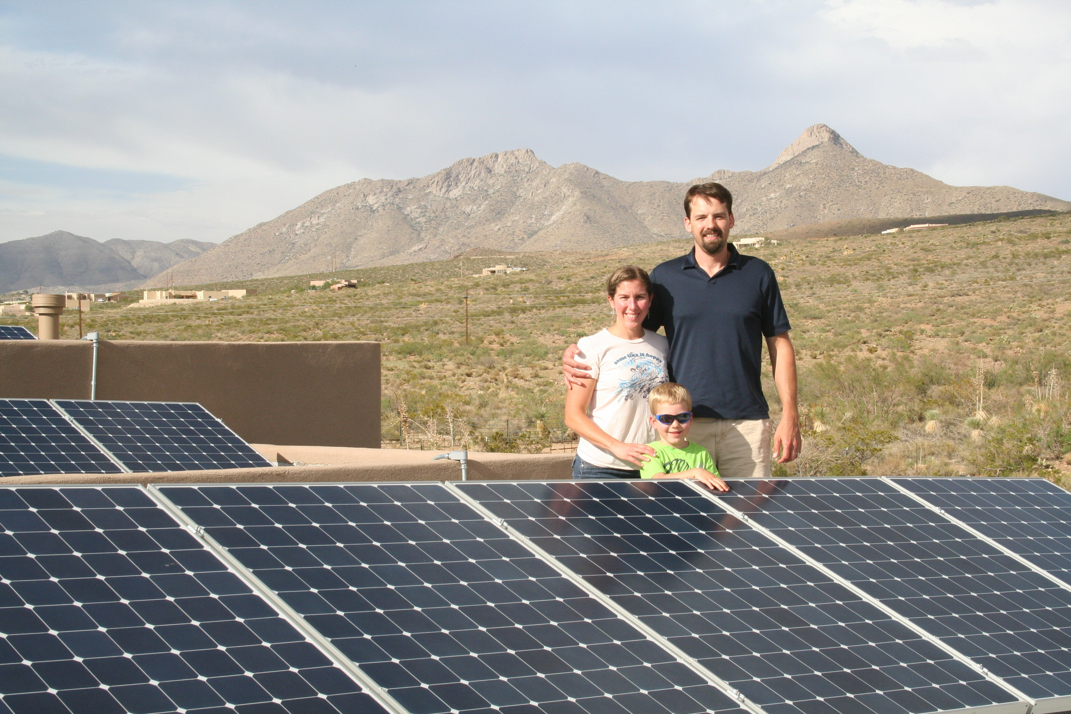 Replace your electric bill with solar.