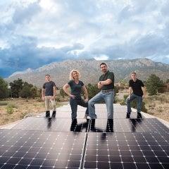 Albuquerque Solar Installation