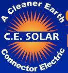 CE Solar logo