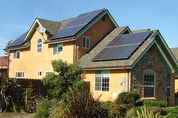 Sunrun California Solar Home - Bay Area