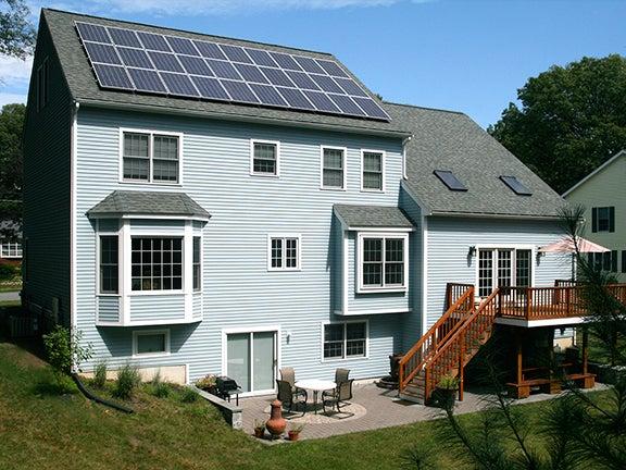 Sunrun Massachusetts Solar Home