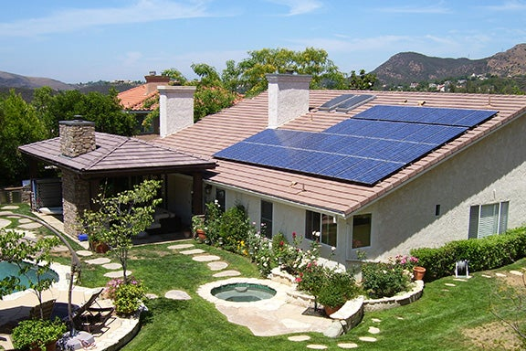 Sunrun California Solar Home - Thousand Oaks
