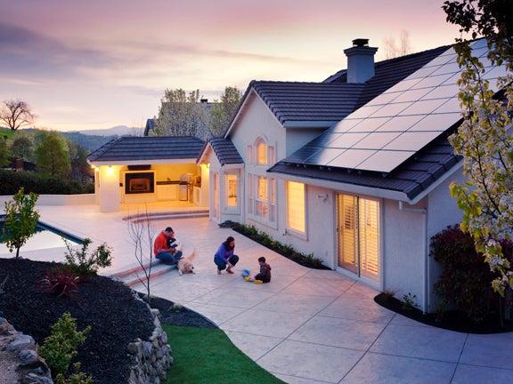 Sunrun California Solar Home - Norther California