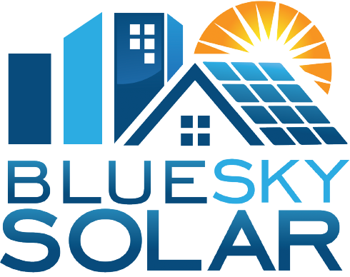 Blue Sky Solar logo