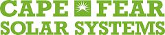 Cape Fear Solar Systems logo