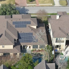 More solar power in Bellaire Texas