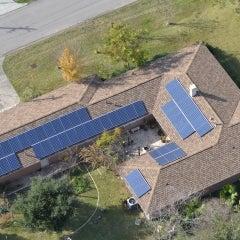 13kW Solar Power in Houston