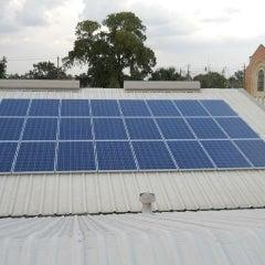 5.76 kW Solar System in Houston