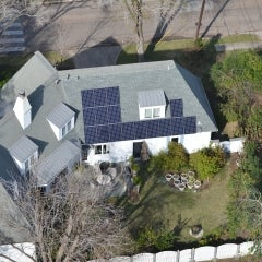 SunPower system in Bellaire
