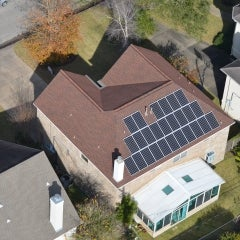 SolarWorld system in Bellaire