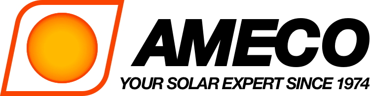 Ameco Solar logo