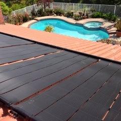 Solar Pool Installation