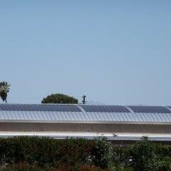 Commercial Thin Film Solar Installation