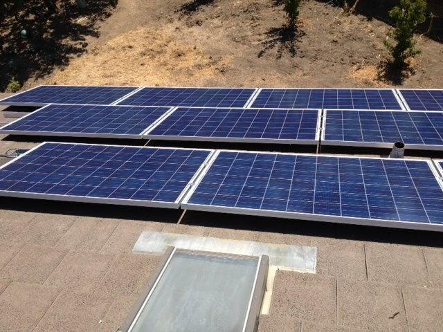 Solar Installation, Sunnyvale, CA