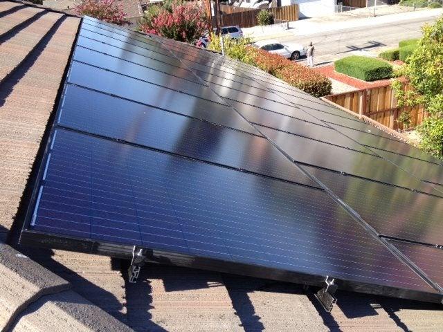 Beautiful Solar Installation, in San Jose, CA
