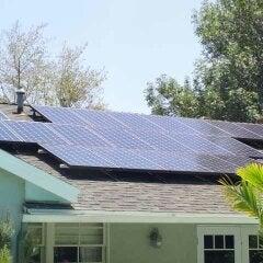 SunPower Solar Install