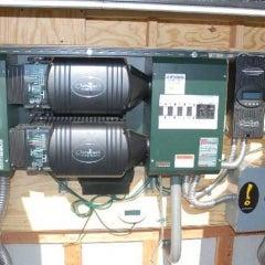 Battery Back-up System