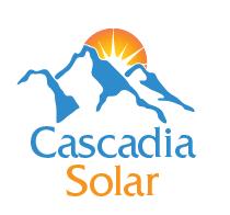 Cascadia Solar (Frederickson Electric) logo